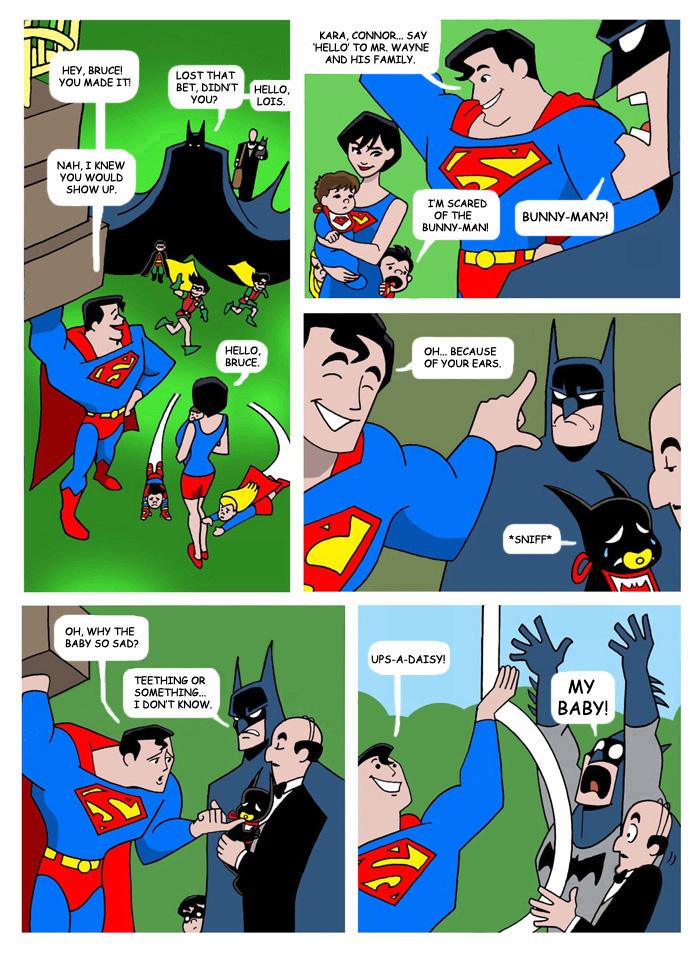Black Cat Batman And Sons